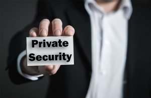 Commercial security companies